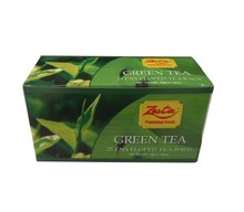Imported from Sri Lanka zesta/zi da 25 green tea bag/box