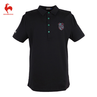 Rooster sports POLO shirt men short sleeve t-shirt summer models sport a solid color polo shirts Men's Shirts G-3107151