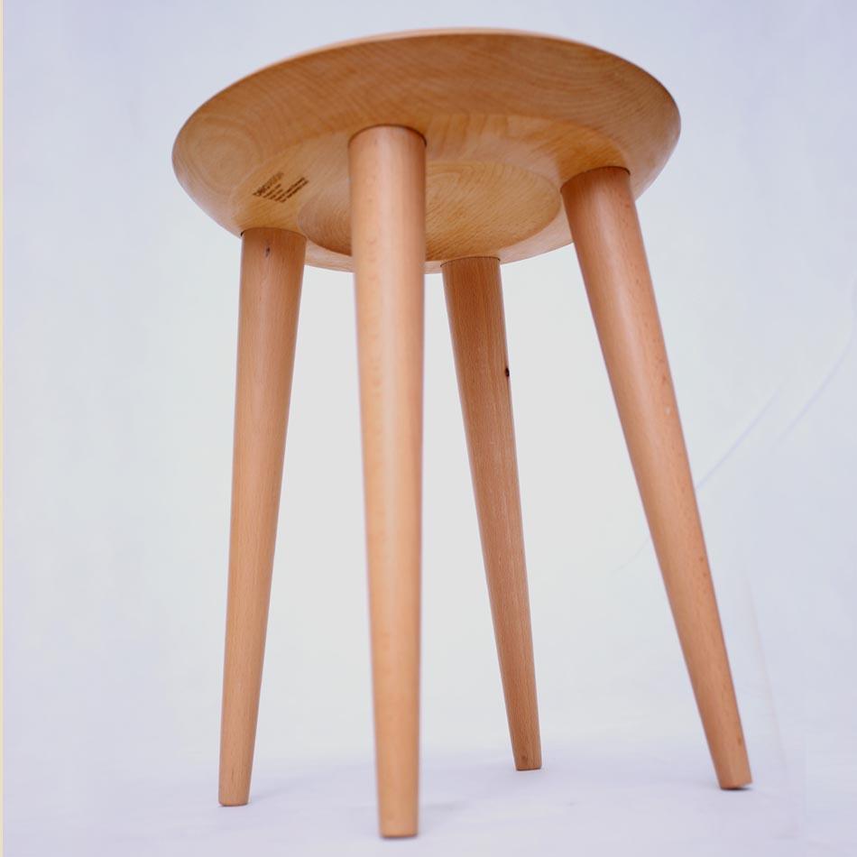 本来设计 原木凳 实木凳 可拆装 德国榉木 歇会儿吧 优惠包邮图片