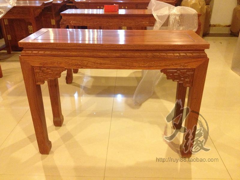 Антикварный письменный стол Xi edge mahogany  100%