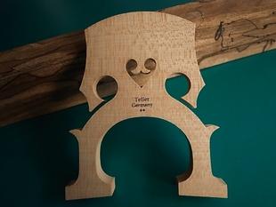 进口德国TELLER泰勒品牌大提琴码\/琴桥\/码子