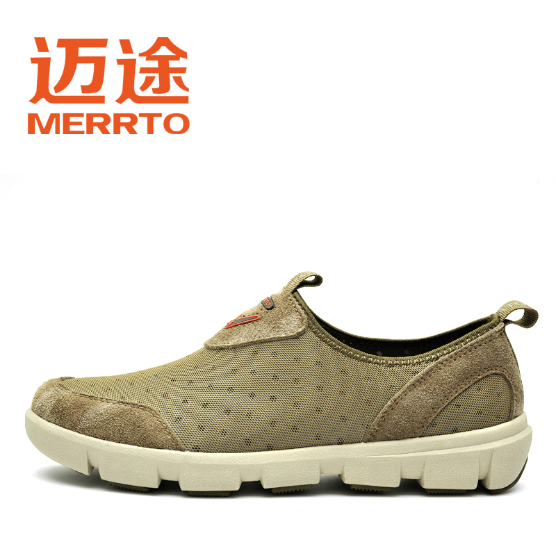 Alternative summer super light breathable mesh fabric men's shoes men's fashion casual shoes comfortable walking shoes outdoor M18136