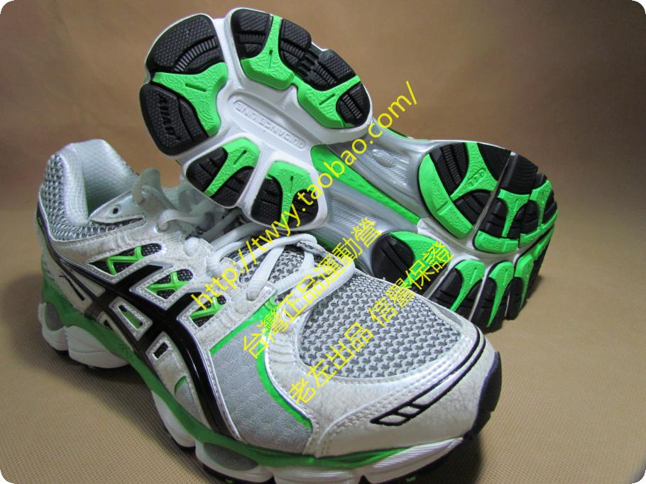 Обувь для бега Love World grams private t242n/9390 2013 ASICS NIMBUS 14 2E T242N-9390