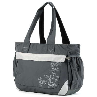 Mange Fu authentic 0296 fashion bag attached bottom wear thick straps reinforced pockets