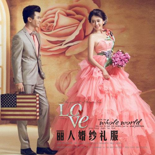 Свадебное платье Beauty wedding dress l265