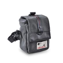 微单摄影包专用 单肩相机包 防水帆布 复古腰包 特价包邮