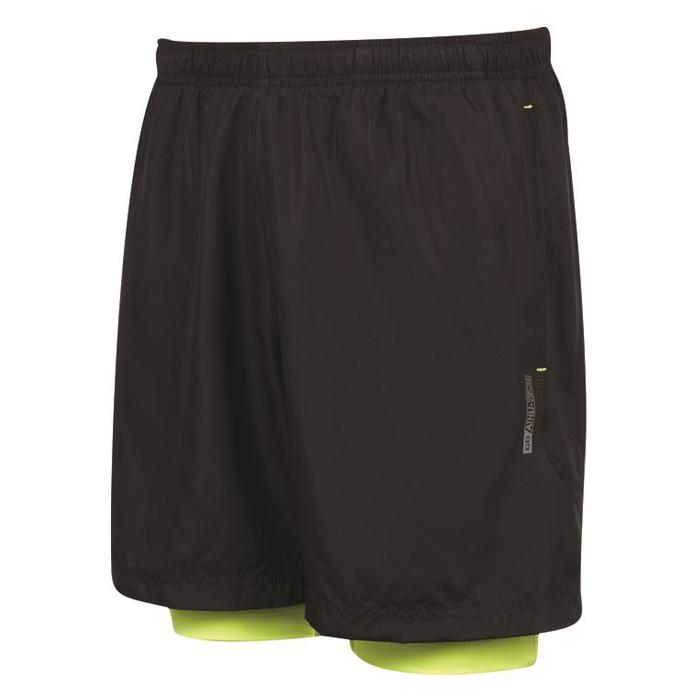 男式跑步裤 运动短裤 健身中裤 L码