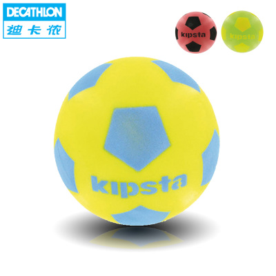 Decathlon authentic on the 4th football Child Adult Beach Soccer foam balls resistant material KIPSTA