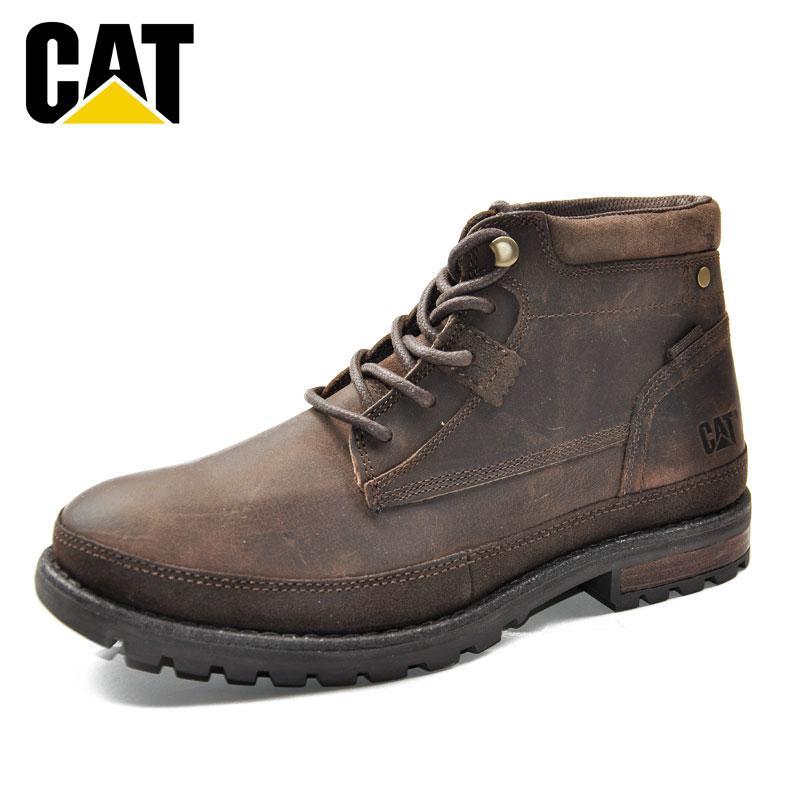 卡特男鞋专柜正品cat
