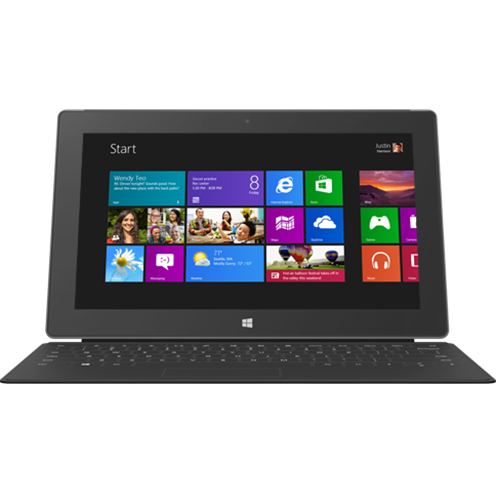 Планшет Microsoft  Surface RT( 32 GB WIFI
