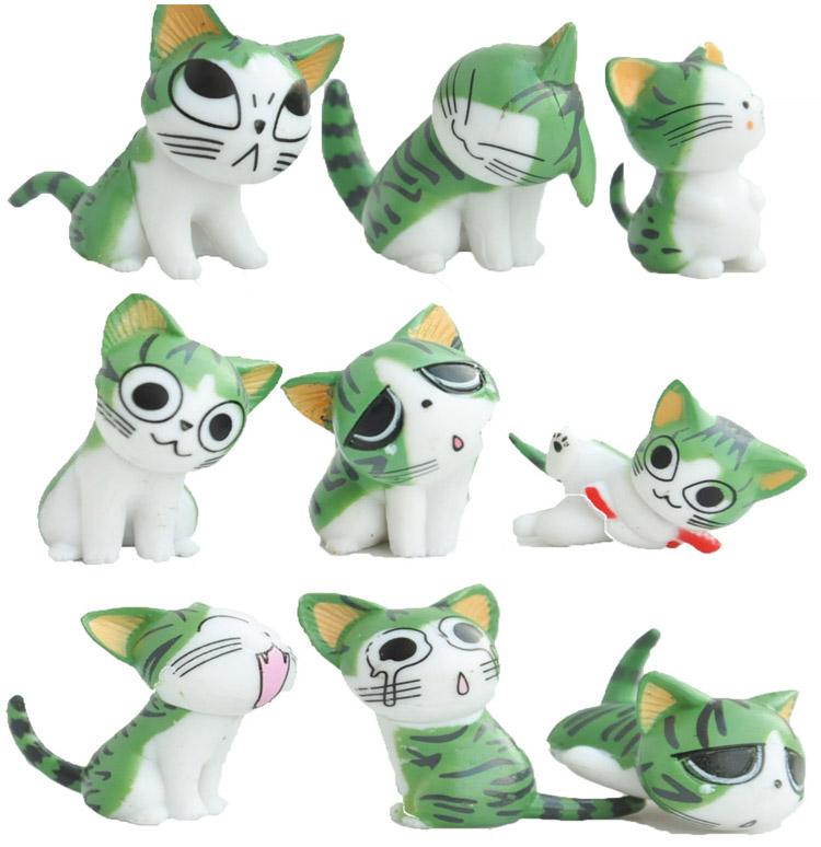 私房肯德基起司猫2013萌友喵小奇猫9月玩具玩具猫9款汕头市贝业现货有限公司怎么样图片