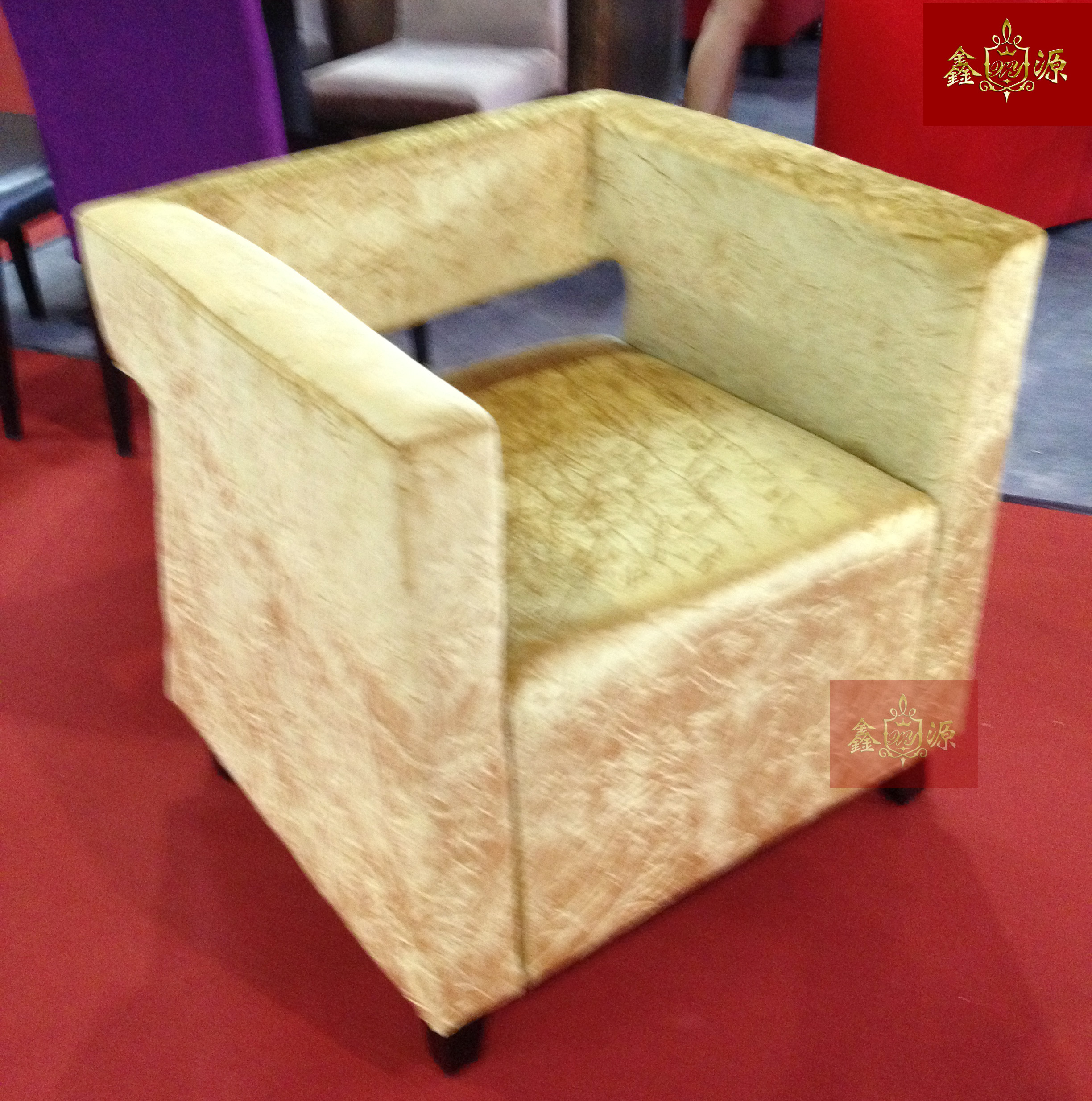 Мягкая мебель для ресторанов Xinyuan Hotel Western furniture