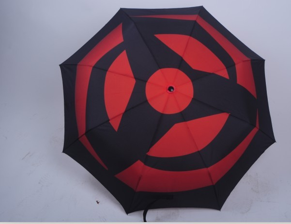 Fashion Cartoon Printing Windproof Sunshade Umbrella