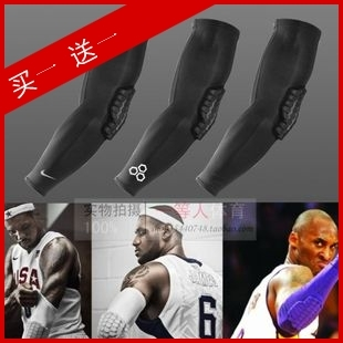 Cheap Nike NIKE PRO Sports bumper basket nurse long arm elbow wrist band cellular skid protector