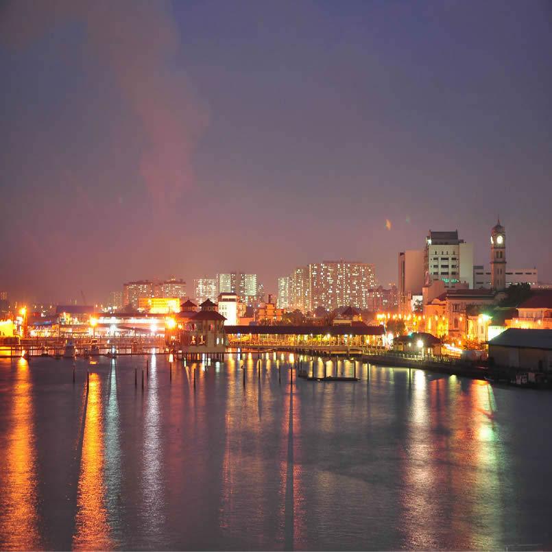 马来西亚邦咯岛旅游吉隆坡云顶旅游吉隆坡邦咯岛云顶6日游