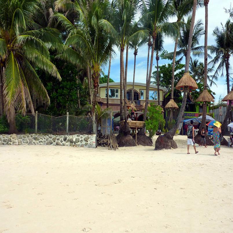 菲律宾旅游 菲律宾望月湾 3晚4天半自由行