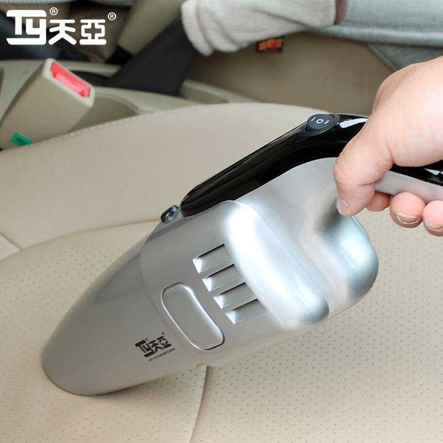 Автомобильный пылесос UCA