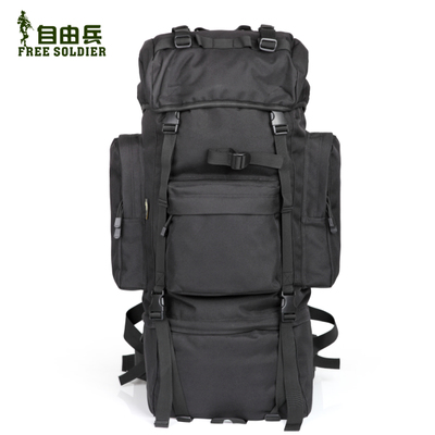 Freedom soldiers mountaineering bags 65L Backpack Travel backpack large capacity 65 liters large outdoor backpack camping backpack