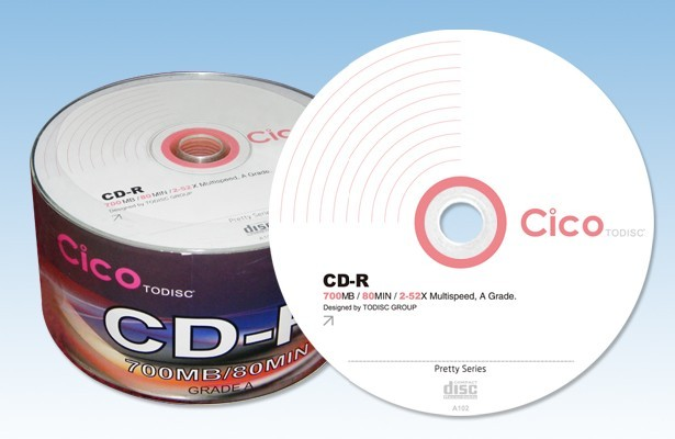 Диски CD, DVD Beautiful and more  52XCD-R Cd 50