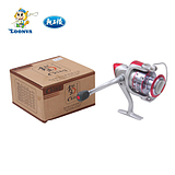 Authentic Ngok King CAN2000-reel rocker folding fishing reels fishing line wrapped around fishing gear accessories wheel