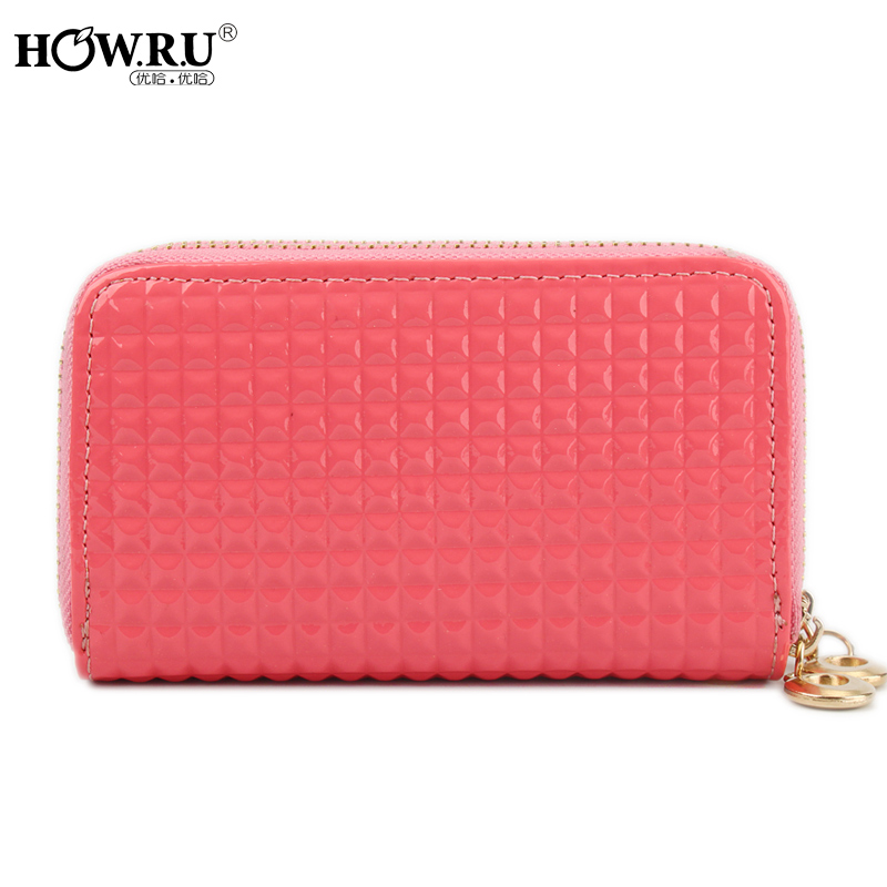 HOWRU 2013 spring new Korean fashion spending card Pack vintage clutch bag