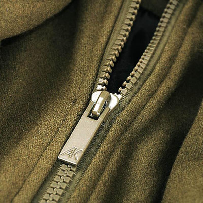 Пальто мужское AKseries AK 2012 CCCP 11C206016 Отложной воротник