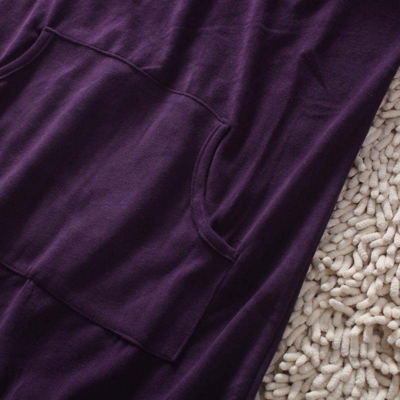 Толстовка женская c1374 2012 Свитер Однотонный цвет Классический рукав
