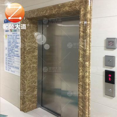 石塑仿大理石电梯门套线条瓷砖腰线电视背景墙边框装饰线条15公分