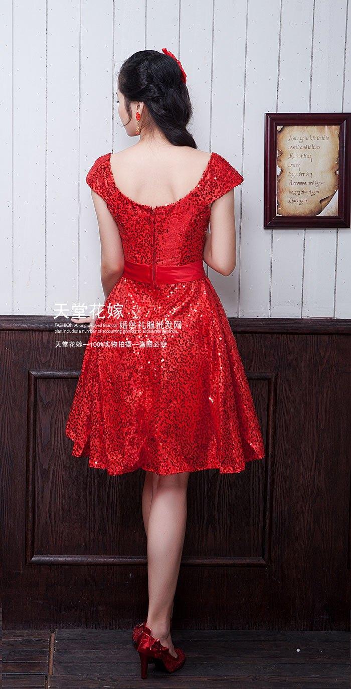 Вечернее платье 0202 2011 XLF-