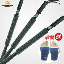 恒博 臂力器40kg臂力棒握力棒30KG50公斤扩胸肌训练家用健身器材