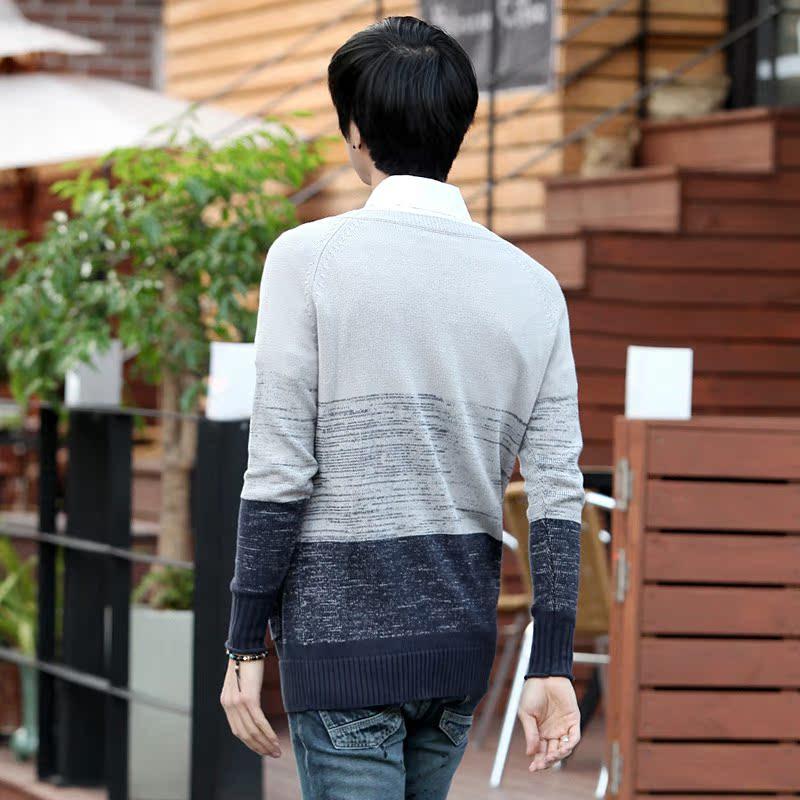 Свитер мужской Korean homes have clothes ns2092 2013 Кардиган Разное Весна Хлопок (более 95
