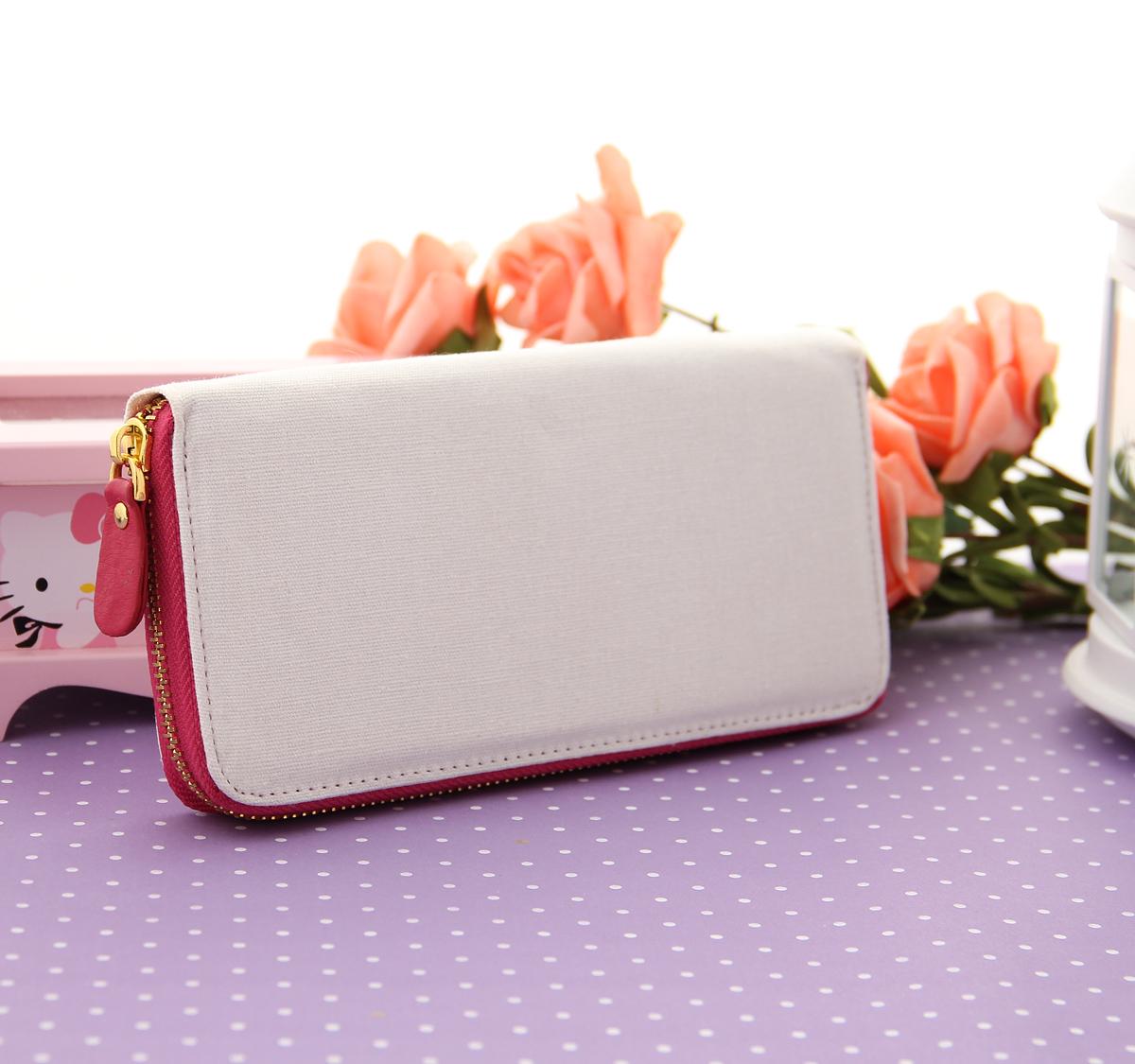 Бумажник Customize Длинный бумажник Девушки Искусственная кожа