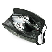 Original CHAOPAI Super Badminton Shoe Bag Mesh Breathable Convenient Carrying Football