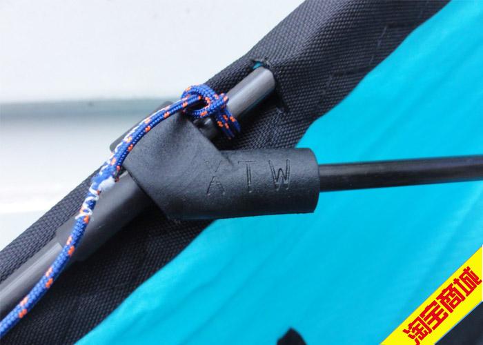 воздушный змей Аутентичные Альбатрос трюк кайт 2.2/2.7 m синий и белый звук прекрасно подходят для начинающих