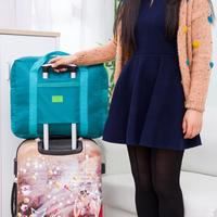 [包邮] 旅行折叠行李包买二送礼