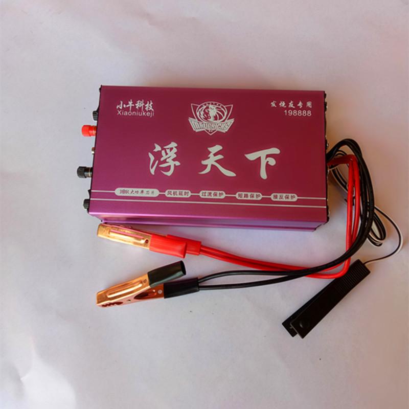 小牛科技浮天下大功率逆变器套件 12V电子机头 电瓶管升压逆变器