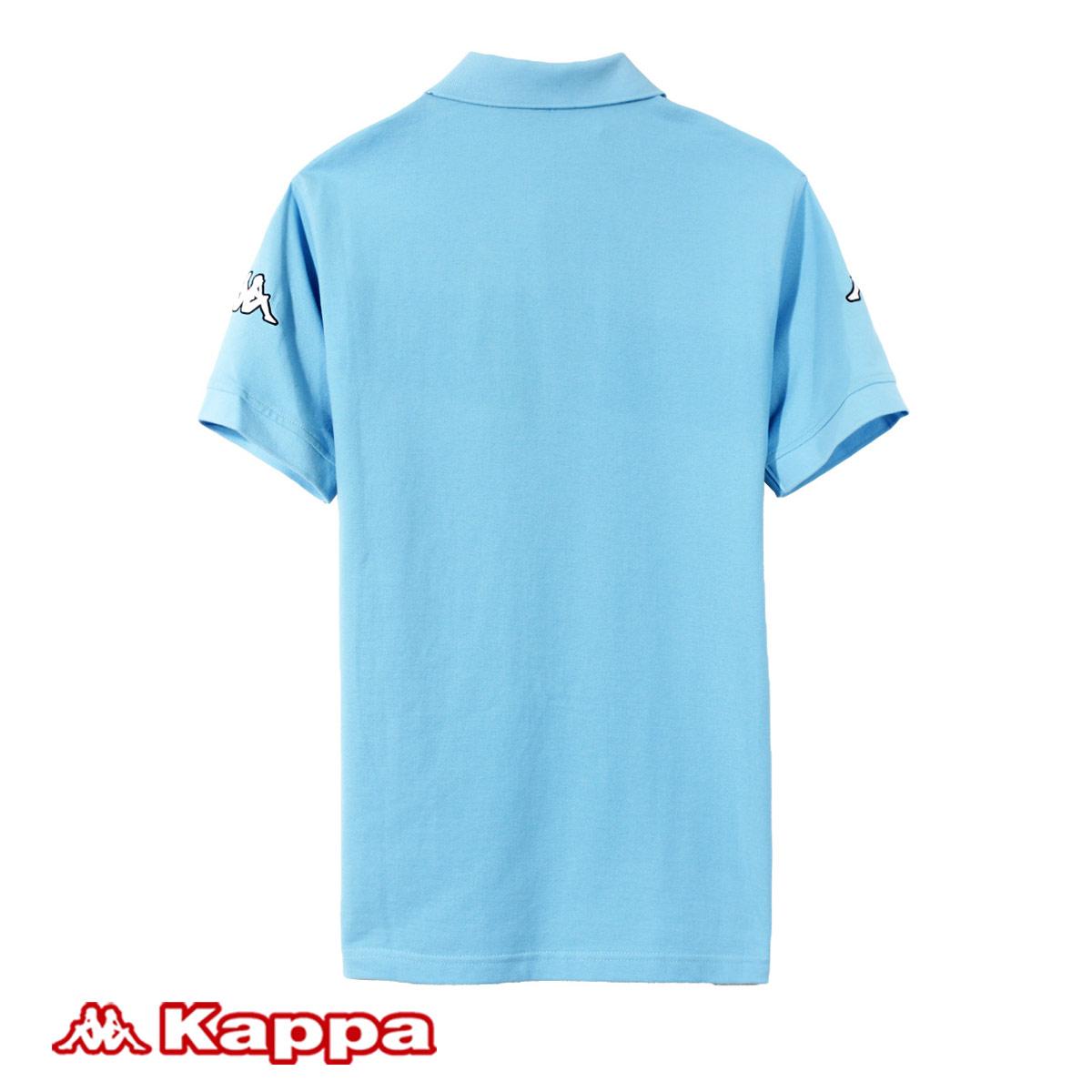 Рубашка поло Kappa k2102pd615/813 POLO K2102PD615-813 Для мужчин Короткие рукава ( ≧35cm )
