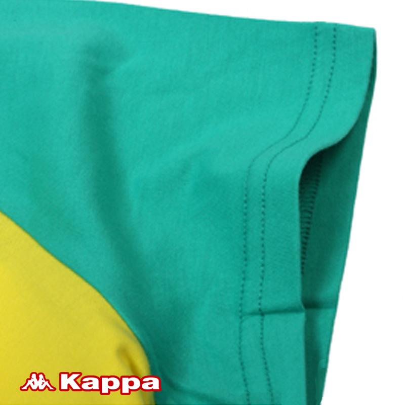 Спортивная футболка KAPPA k2102td596/241 [4 ]/* K2102TD596-241 Воротник-стойка