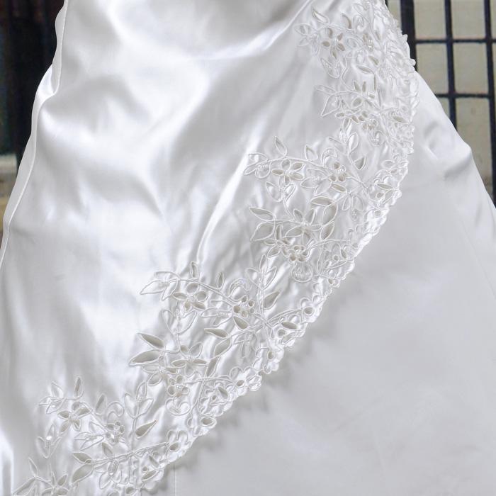 Свадебное платье Popular Bride hs1243 2012 1243 2012 Плотная ткань Юбка-пачка Гламурный стиль