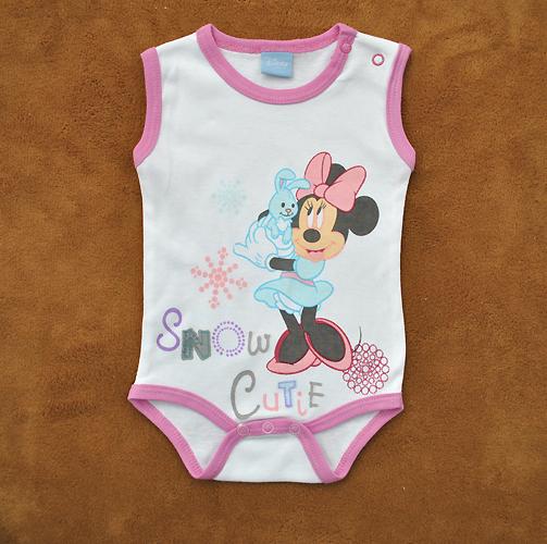 Короткие ползунки Disney Хлопок (95