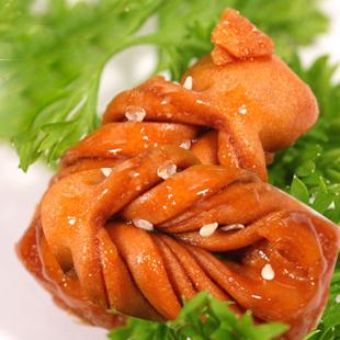 北京特产红螺蜜麻花