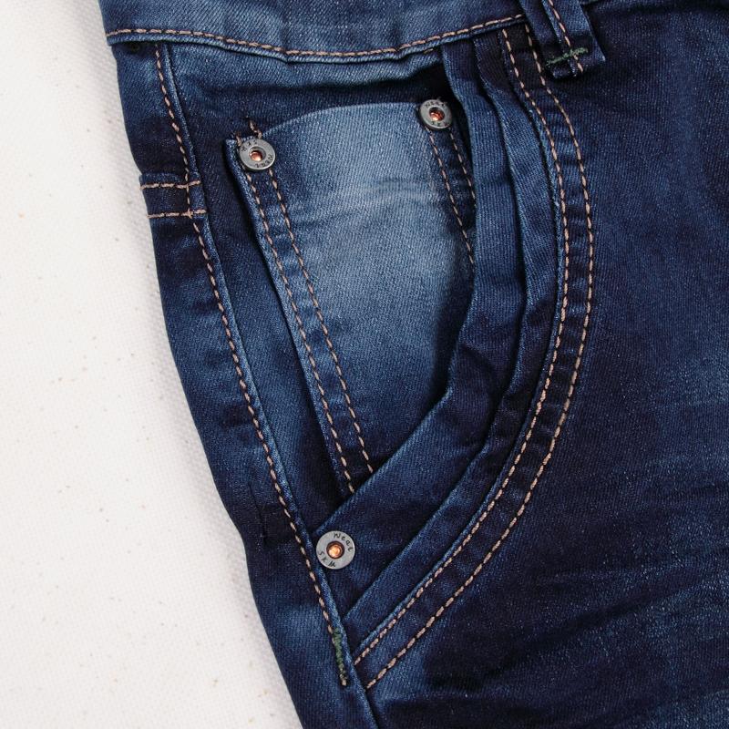 Джинсы мужские Austrian Assi 11252 2013 Классическая джинсовая ткань 2013
