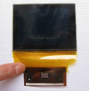 датчик Audi A6 инструмент Оптовая Audi A6 VDO LCD дисплей ЖК-дисплей