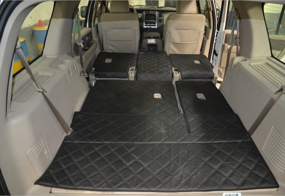 Коврик для багажного отделения КИУ новый Sorento 13 ствола мат 7 подушки задние подушки сиденья после того, как он был складной кожаный подушки