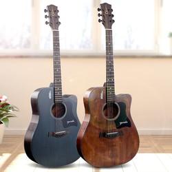 单板吉他民谣吉他 40寸41寸木吉他初学者入门吉它