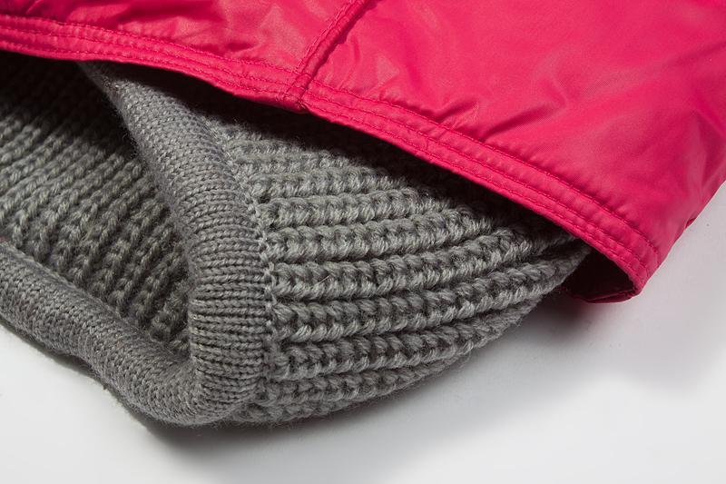 Женская утепленная куртка Antheraea collard 2012 Облегающий покрой Длинный рукав Зима 2012