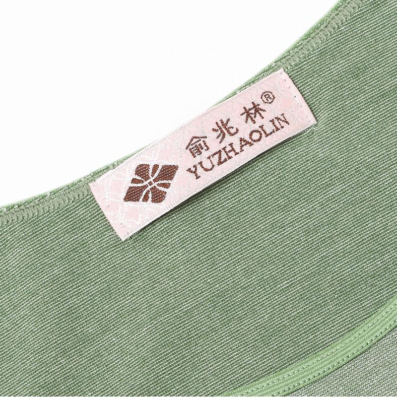 Утягивающее белье Yu Zhaolin Спандекс Длинный рукав Бесшовные материал Осень Тонкая модель