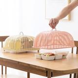居家家 防苍蝇饭菜罩子厨房食物盖菜罩 家用遮菜饭桌食物罩餐桌罩