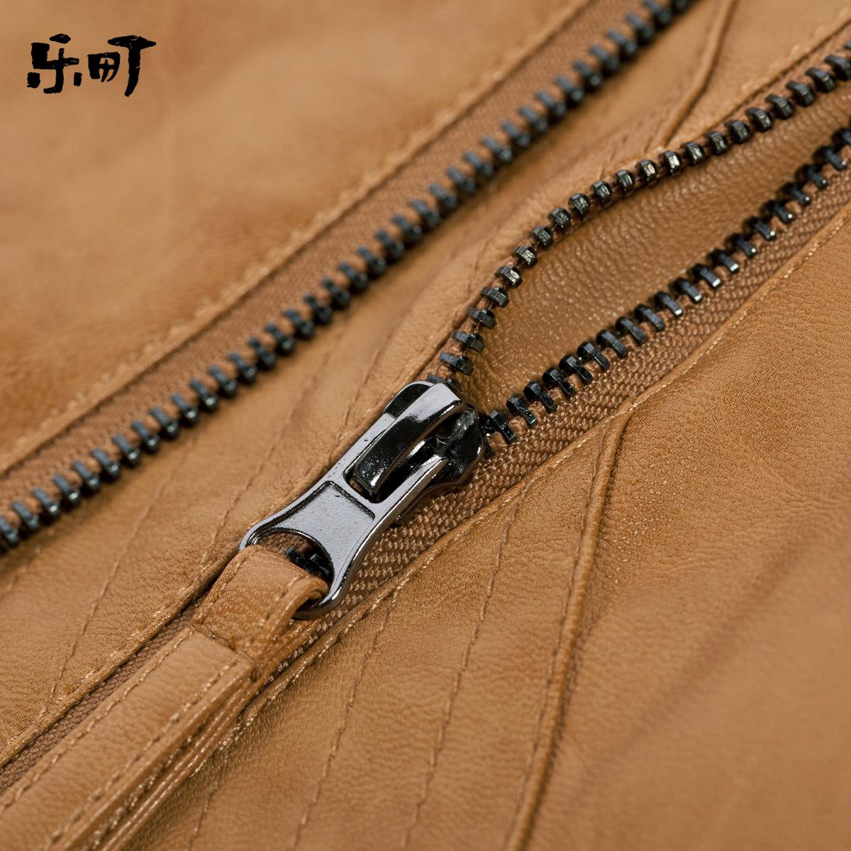 Кожаная куртка Yurakucho le1242814