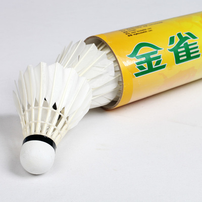 Pisces siskin 5 natural feather badminton training game entertainment factory outlets